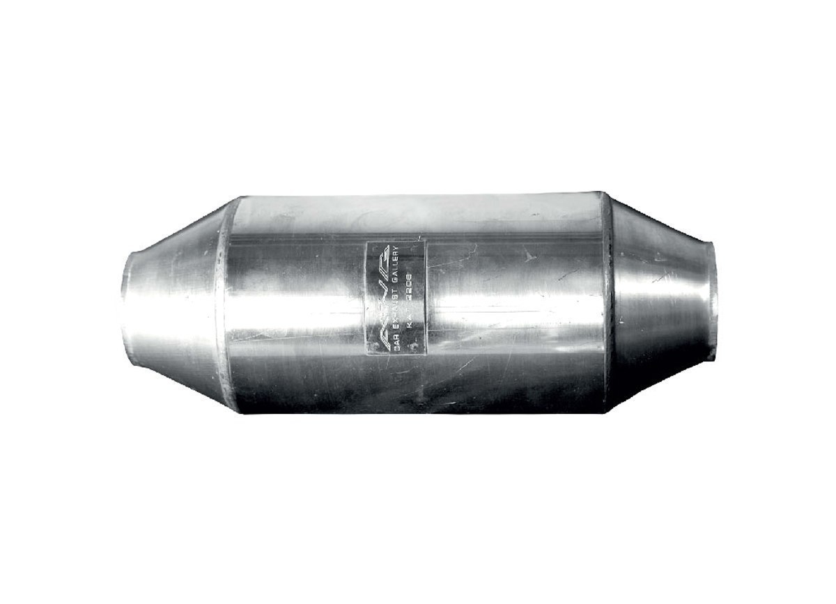 Katalizator uniwersalny FI 60 3-5L EURO 3 - GRUBYGARAGE - Sklep Tuningowy